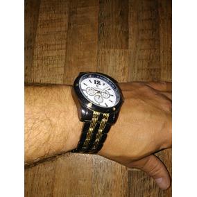 Relógio Masculino De Luxo Potenzia