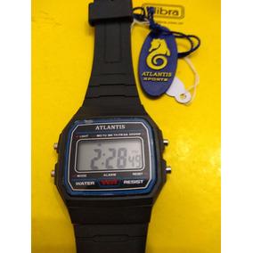 60b346c22f1 Relogios Masculinos Atlantis Casio - Relógios De Pulso no Mercado ...