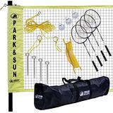 Park & ¿¿sun Sports Portable Indoor / Outdoor Badminton Net