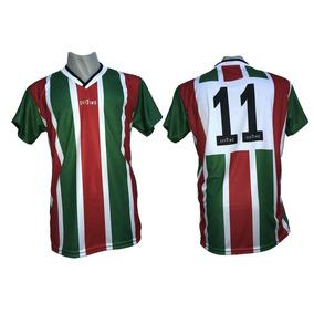 Camisetas De Futbol Sublimada Numeradas 10-14- Sep7imo C8 db00d08f73c36