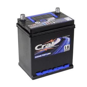 Bateria Automotiva Selada 38ah Polo Direto - Asian Cral