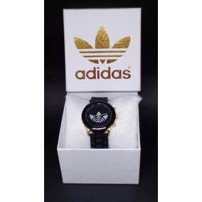 4164ad91578 Relogio Adidas Preto De Aluminio Modelo Adh2541 - Relógios De Pulso ...