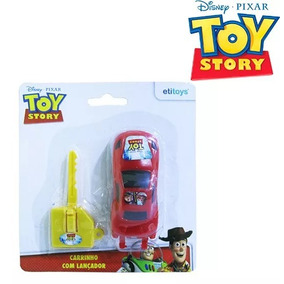 10 Carro Com Lançador Toy Story Mickey E Avengers Atacado