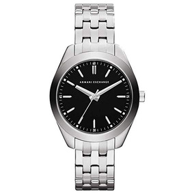 6be7dfcab25c Reloj Armani Exchange Mujer Negro - Joyas y Relojes en Mercado Libre ...