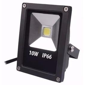 Refletor Led Ip66 10w Holofote Bivolt Branco Frio Csw