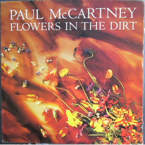 Lp Paul Mccartney Flowers In The Dirt Com Encartes