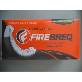 Lona Patim Freio Cg Titan Fan 125/150 Twister Cb300 Firebreq