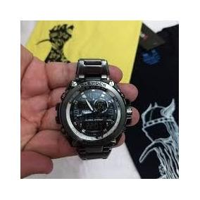 26d6db817b1 Pulseira Azul Clara Para G Shock Mud - Joias e Relógios no Mercado ...