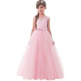 Vestido Niña Sobre Pedido