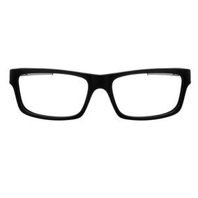Armacao Oakley Currency - Óculos Cinza escuro no Mercado Livre Brasil d841432c60