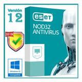Eset Antivirus Nod32 | Licencia Para 3 Pcs, 1 Año