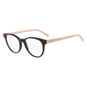 Oculos Sem Grau Feminino - Óculos Armações Lacoste no Mercado Livre ... 45bff69e1d