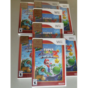 Super Mario Galaxy 2 Wii - Novo - Lacrado - Original