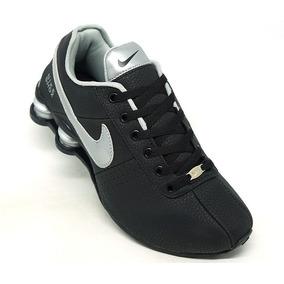 57b04658b561a4 Nike Shox Novo Inglês Prata Outros Modelos - Tênis no Mercado Livre ...
