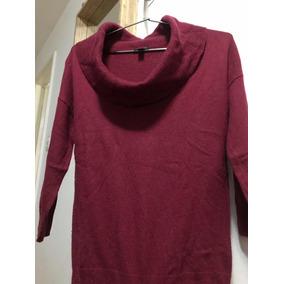 22861592f7 Blusa De Lã Gola Role Masculina - Calçados