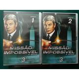 Missão Impossivel Serie Terceira Temp. Discos 1 E 2 Dvd