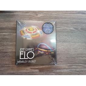 Jeff Lynne (e.l.o) - Wembley Or Bust - Blu Ray + 2 Cds, Lacr