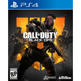 Call Of Duty: Black Ops 4 Ps4 Digital Gcp