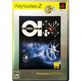 Shutokou Battle Zero One 01 Japones Ps2 - Playstation 2