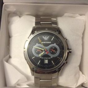 Lindo Relógio Emporio Armani Ar 2254 - Relógios De Pulso no Mercado ... 4533f440ac