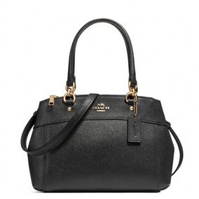 Bolsa Coach Mini Brooke Carryall Satchel Crossbody