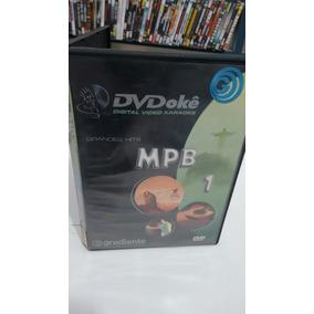 Dvd Dvdokê Grandes Hits Mpb 1 - Gradiente Dvd Original
