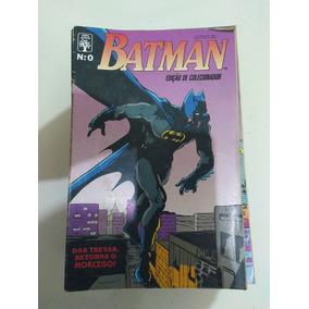 Revista Mensal Do Batman - Ano 1990 - Edições 00 A 29