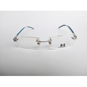 Armação Óculos Grau Masculino Calvin Hill Ch 6298 Original 81cc41068a