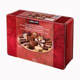 Galletas Chocolates Belgas A Mamá Dulces Mejor Q' Flor 1.4kg