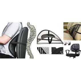 Respaldo Lumbar Para Asiento De Auto O Silla De Oficina