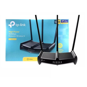 Router Wifi Tp Link 941hp 450 Mbps Amplificador Rompe Muros