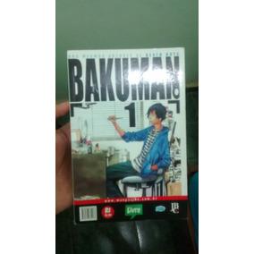 Bakuman Volume 1 Mangá - Estado Ótimo