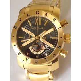 86f872b868e Relogio Bulgari Iron Man Original - Relógio Masculino no Mercado ...