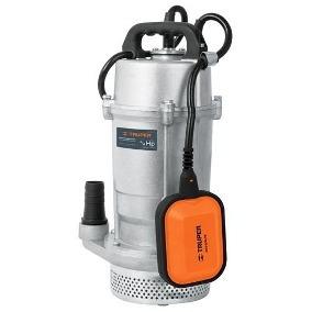 Bomba Sumergible Para Agua Limpia, Metálica,uso Rudo, 3/4hp