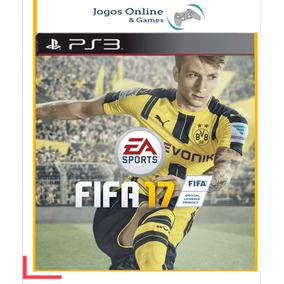Fifa 17 Ps3 Mídia Digital Psn Português Cod Jogo