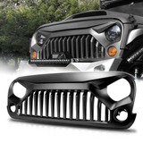 Parrilla Frotal Angry Jeep Wrangler Sahara Unlimited Jk