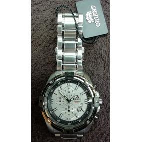 Reloj Orient Cronograph Hombre Original