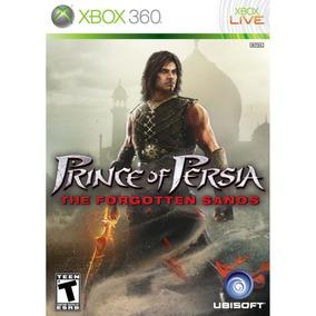 Prince Of Persia: The Forgotten Sands Xbox 360 Mídia Física