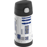 Garrafa Termica Thermo Funthainer Star Wars 355ml Original