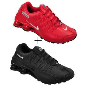 Tênis Nike Sxhox 4 Molas Nz Se Eu Prm Originals 2 Pares