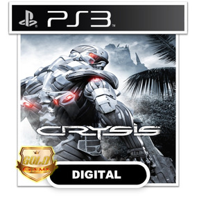 Crysis Ps3 Psn Midia Digital Envio Rapido Jogos Ps3 Barato