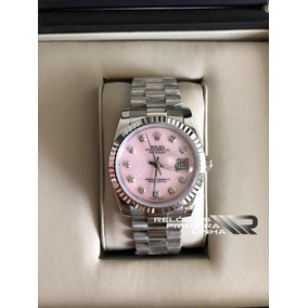 0e8c21c59c0 Rolex Datejust 35mm Grafite Alg - Relógios no Mercado Livre Brasil