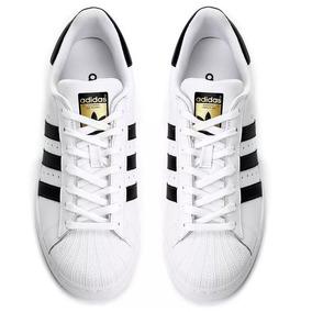 Tênis Masculino adidas Original Superstar Branco Preto Novo 43c08acb9f8d8