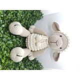 Oveja Tejida Crochet Amigurumi