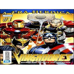 Coleção Revistas Digitais: Vingadores Vol. 4 (242 Revistas)