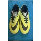 Zapatos Nike Para Niños De Fútbol Talla 35 (tacos)