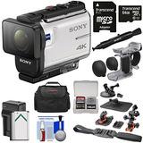 Sony Action Cam Fdrx3000 Wifi Gps 4k Hd Video Cámara Videoc