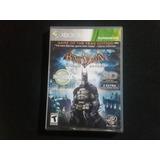 Batman Arkham Asylum Game Of The Year Goty
