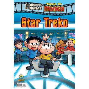 Turma Da Mônica Star Treko Número 35 Panini