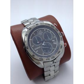 63be2e7825a Relógio Cronógrafo Suíço Tissot Modelo P R S 330 Autêntico